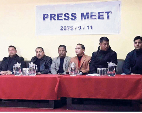 ANFA district presidents make public audio tapes as 'proof' of election irregularity