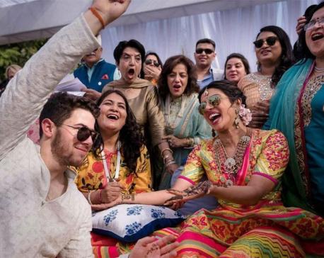 Nick Jonas, Priyanka Chopra post wedding on social media