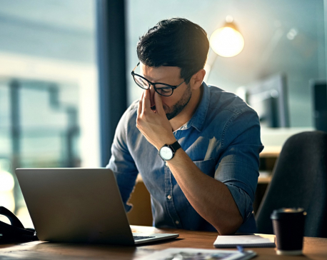 How to spot stress in your workforce and how to deal with it