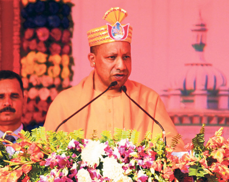 Adityanath focuses on Buddhist Circuit, Ramayana