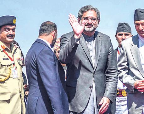 Nepal could facilitate India-Pakistan talks: Pakistani PM