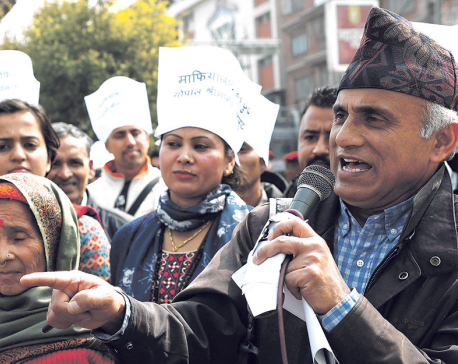 Dr KC warns of fast-unto-death if CJ doesn't resign
