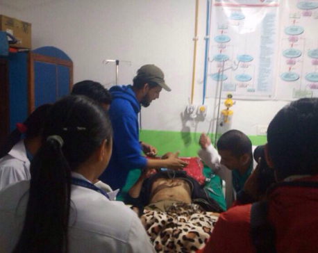 Dr Govinda KC rushed into ICU as his condition deteriorates