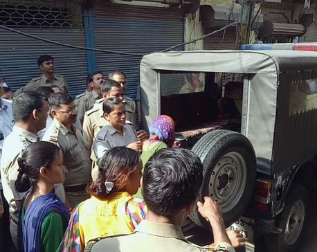 Maiti Nepal rescues 5 Nepali girls from Indian brothel