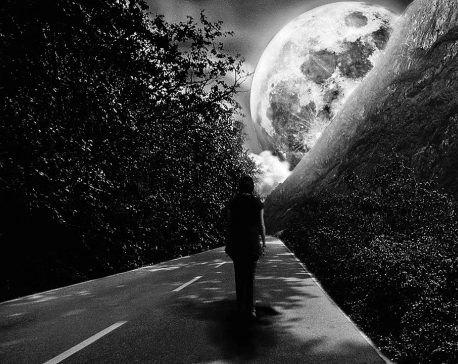 Stranger at Night