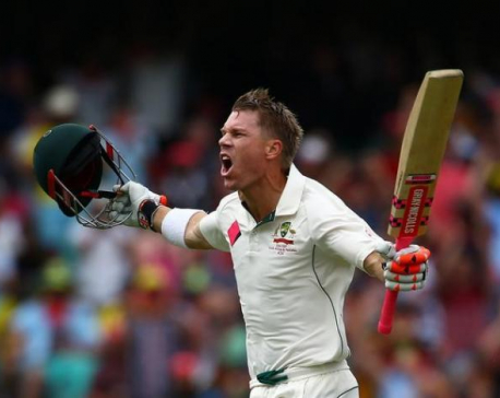 Hurry-up Warner delivers in record fashion