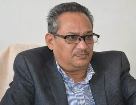 Dr Dhirgha Raj RC appointed Civil Hospital director