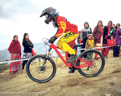 7th HIMALAYAN OUTDOOR FESTIVAL FROM SATURDAY