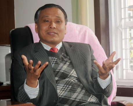 Ghising urges private sector to join hands with NEA in its efforts to maintain energy efficiency
