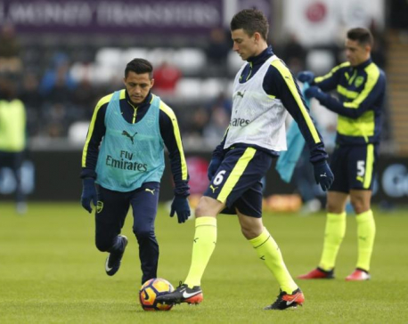 Arsenal's Koscielny launches passionate defense of Wenger