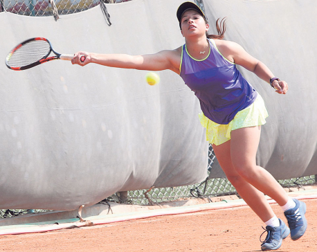 Mayanka becomes first Nepali female to reach ITF quarters