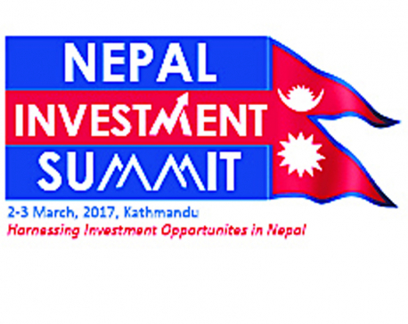 Nepal Investment Summit in the first week of March
