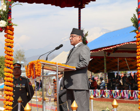 PM directs APF to get ready for three-tier elections