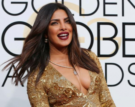 Priyanka Chopra recovering after mishap on 'Quantico' set