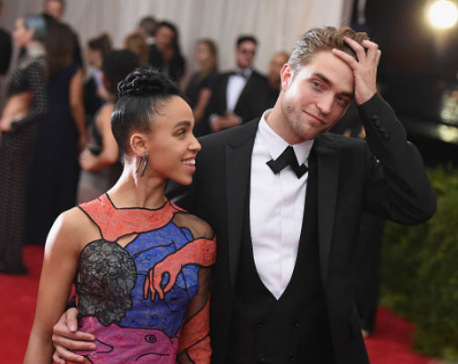 Robert Pattinson calls off his wedding