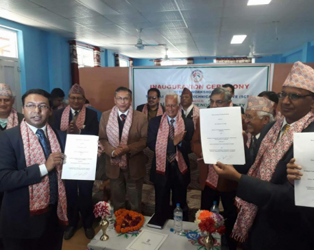 Indian embassy provides support to Sindhuli institute