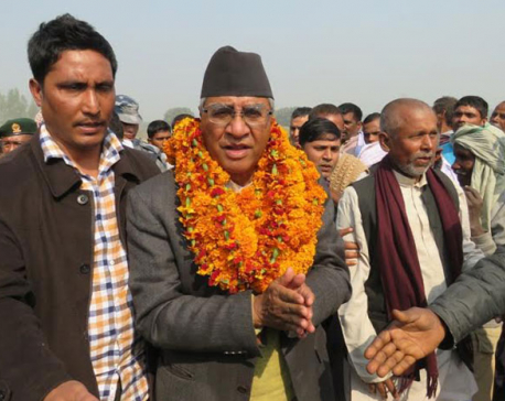 Local polls will be held in April-May: Deuba