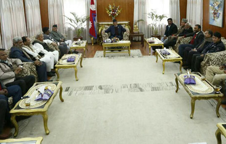 Madhes parties suggest removing constitutional difficulties