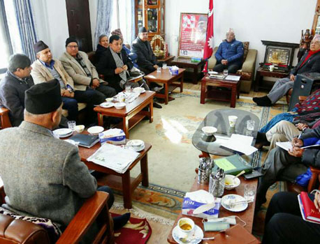 UML holds Standing Committee meeting after SC denies stay order
