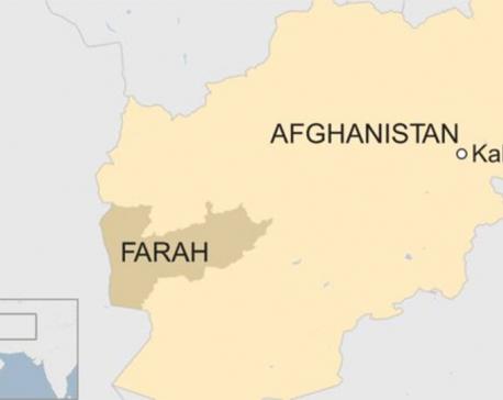 Taliban attacks Afghan soldiers in Farah, killing at least 24 (update)