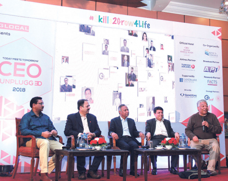 'CEO Unplugged 2018' concludes