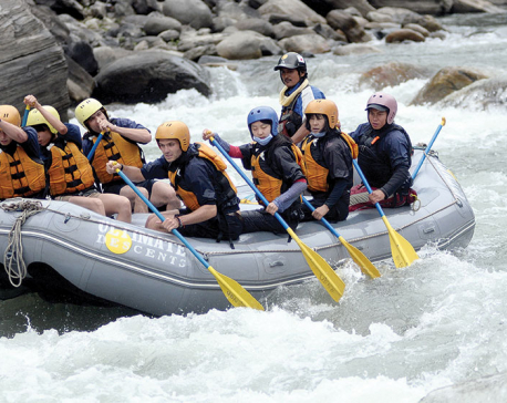 Entrepreneurs urge government to separate area for rafting