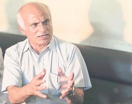 Corruption complain against Dr KC