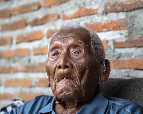 'World's oldest man' celebrates 146th birthday