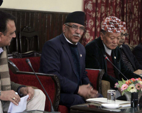 Work permit to be made mandatory for job in India, announces PM Dahal