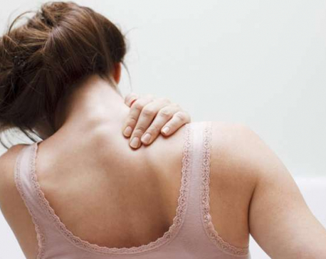 Shoulder pain may be linked to heart disease