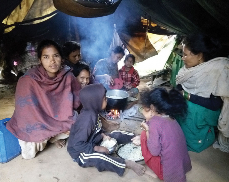 Four years on, plights of Surkhet flood victims sees no end
