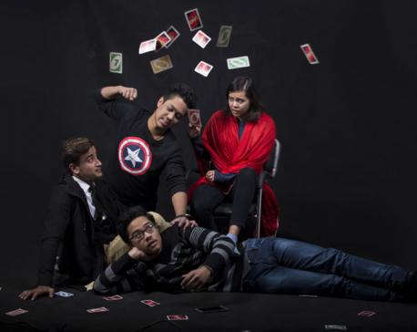 The budding actors