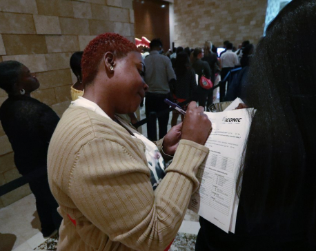 US adds a solid 164,000 jobs; unemployment rate stays 3.7%
