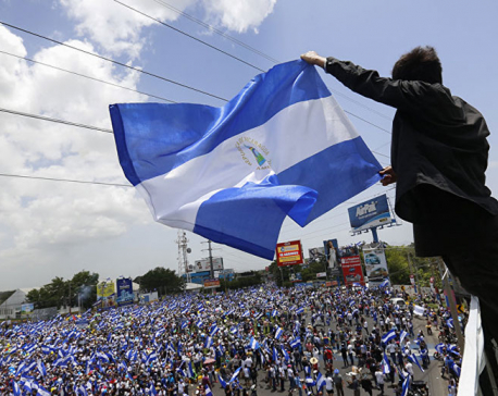 Ortega slams US for financing violence in Nicaragua, destabilizing the country