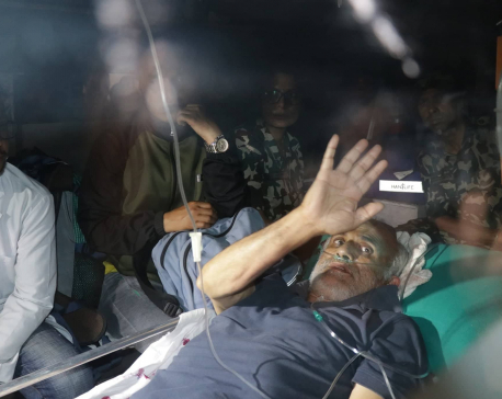 Won't take medication until demands met: Dr KC