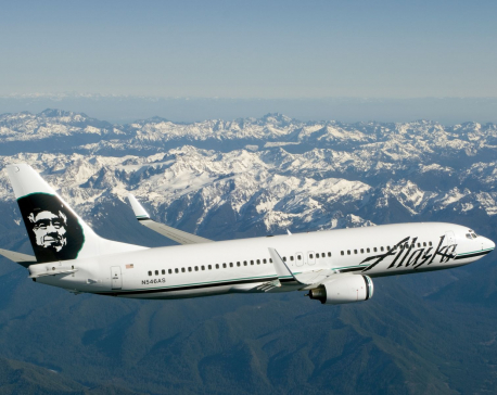 Gay couple allegedly told to fly separately so straight couple could sit together on Alaska Airlines