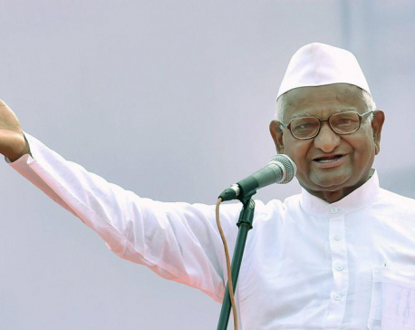 Anna Hazare to go on hunger strike from Oct 2 over delay in Lokpal appointment