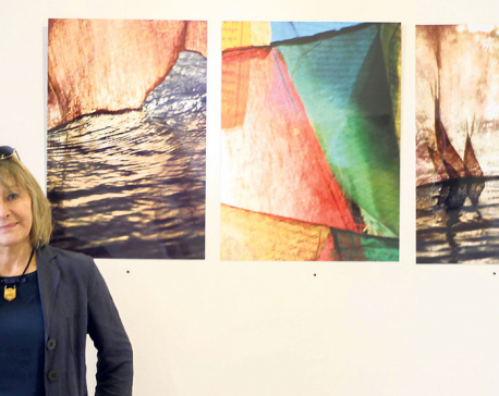 'Beyond Visible' in exhibition