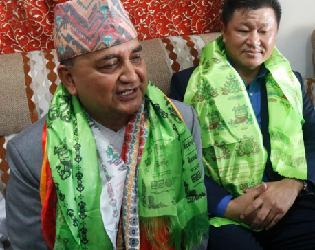 Defence Minister Pokhrel refutes gunfire while taking Dr KC to central capital
