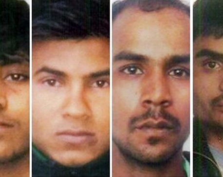 New Delhi bus gang rapists lose death row plea