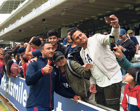 Captain Khadka recalls 