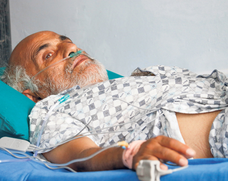 Dr KC agrees to checkup at mother's request