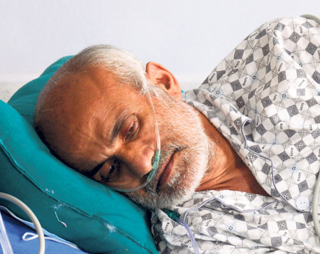 Formal talks start between government and Dr KC's team