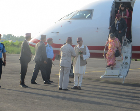 Ex-king Gyanendra Shah in Nepalgunj to celebrate his birthday (with photos)