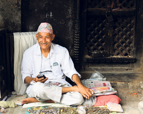 Souls of My City: Gamveer and his coins