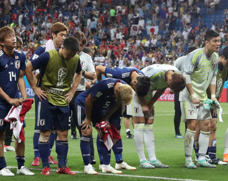 Upsets and tears, Asia makes an impact but little progress at World Cup