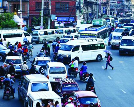 Managing urban traffic