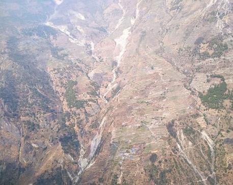 Rasuwa villages at high risk of landslides