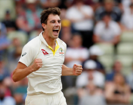 Australia spearhead Cummins wants to play all five Ashes tests