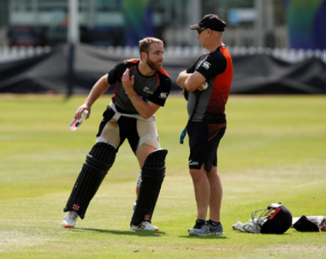 New Zealand bat in Galle after winning toss